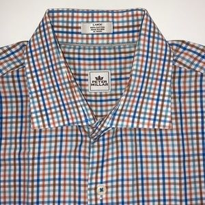 Peter Millar Twill Sport Shirt